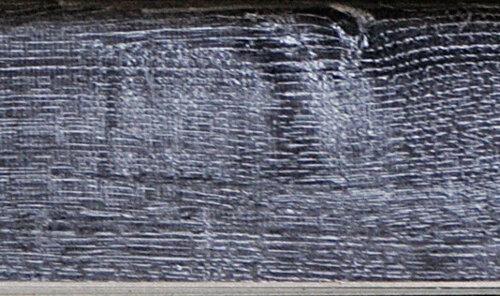 Laminate Flush Stair Nosing - Deep Gray-0