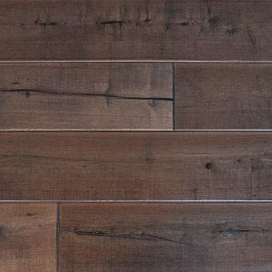 "California Classic, Versailles Collection 1/2"" x 6"" x 72"" Hardwood Flooring Maple in Gunmetal Color-0"