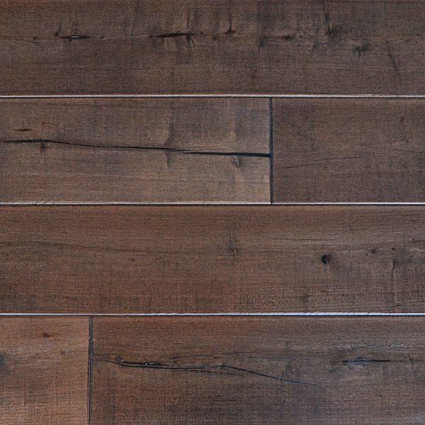 "California Classic, Versailles Collection 1/2"" x 6"" x 72"" Hardwood Flooring Maple in Gunmetal Color-0"
