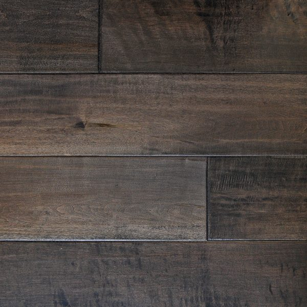 """D & M Flooring, Provence Collection 9/16"""" x 6""""x RL Hardwood Flooring Maple in Freeport Maple Color-0"""