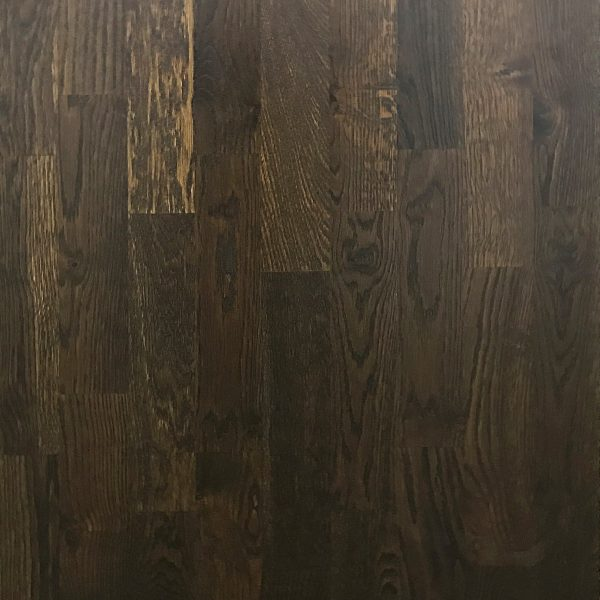 Karelia, Urban Soul Collection 8 ' Long Plank Hardwood Flooring in Smoked Oak Color-0