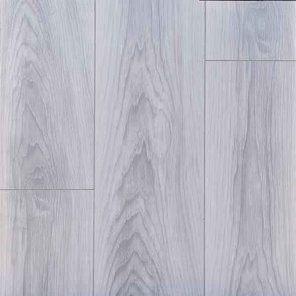 "Patina Design, 7"" x 48"" x 8mm Laminate Flooring Oak in Kansas Ash Color-0"