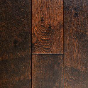 "D&M Flooring, Metropolitan 170 Collection 1/2"" x 6-1/2"" x RL (18""-72"") Hardwood Flooring Birch in Lisbon Color-0"
