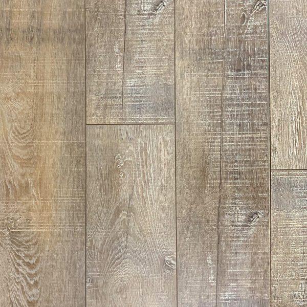 Ginkgo, 7-2/3 x 3.99 ft x 12 mm Laminate Flooring Oak in Mediterranean Color-0