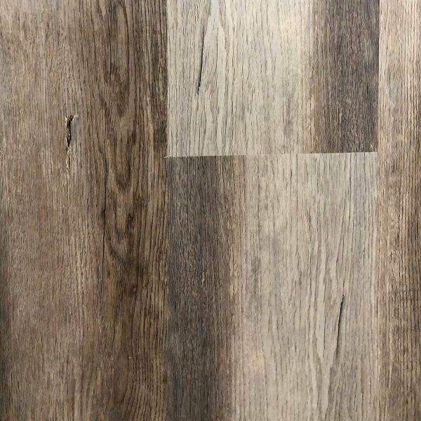 Grey Beach Crystal Collection V-Groove 4.0mm SPC Vinyl Flooring