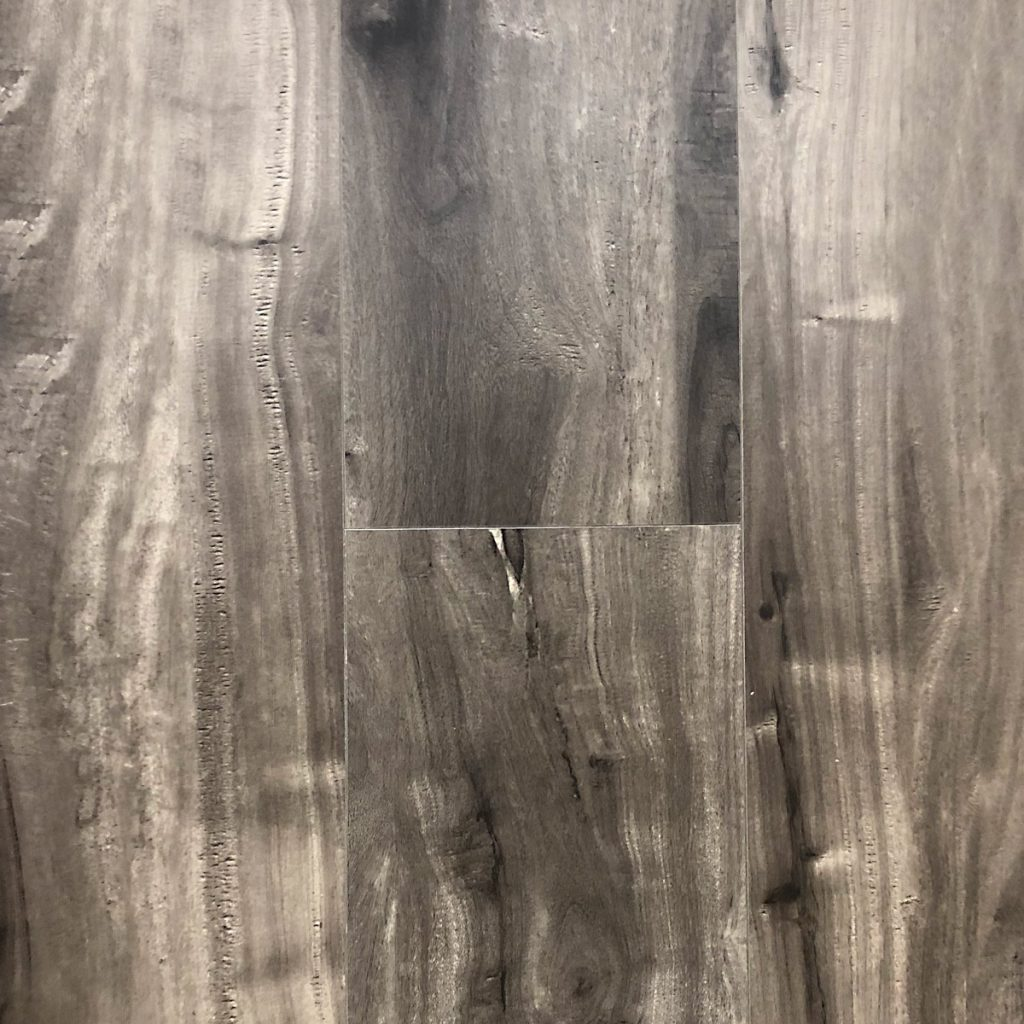 Hand Scraped Distressed Collection 4.0 mm SPC Vinyl Flooring