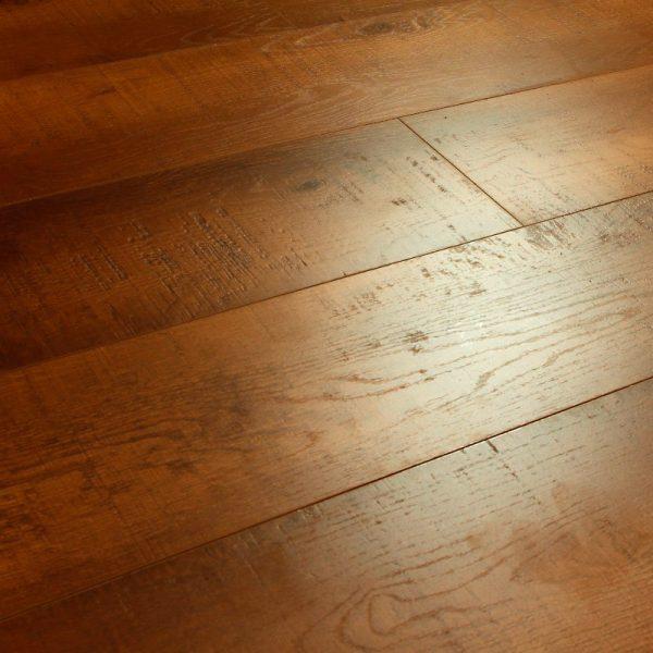 "Messina Summer Legno Flooring 8"" X 48"" X 12mm Laminate Flooring PD2605-3"