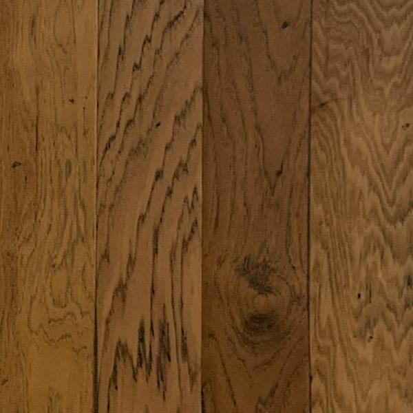 Shadow Light Engineered Hardwood Plaza Bevel fumed Hickory Collection