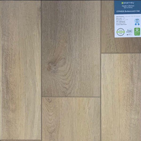 ETPN926 Butterscotch Oak SPC Flooring Paladin Collection