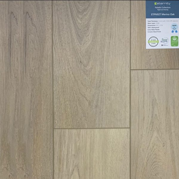 ETPN927 Merino Oak SPC Flooring  Valley Flooring Outlet