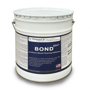 Bond Plus Urethane Wood Flooring Adhesive - Ultimate Flooring Experience-0