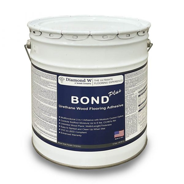 Bond Plus Urethane Wood Flooring Adhesive - Ultimate Flooring Experience-0