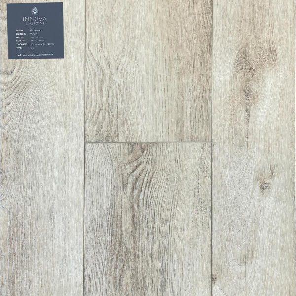 Artisan Hardwood, Innova Collection, SPC Flooring, in Georgetown Color | VFO Flooring