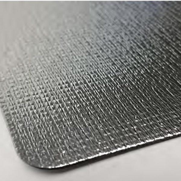 Eternity Laminate Flooring Black EVA Underlayment, superb sound and moisture protection