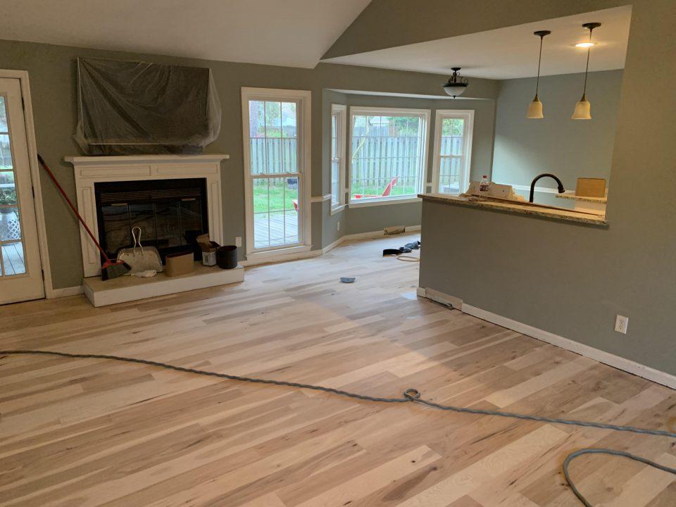 Hardwood Floors in Northridge