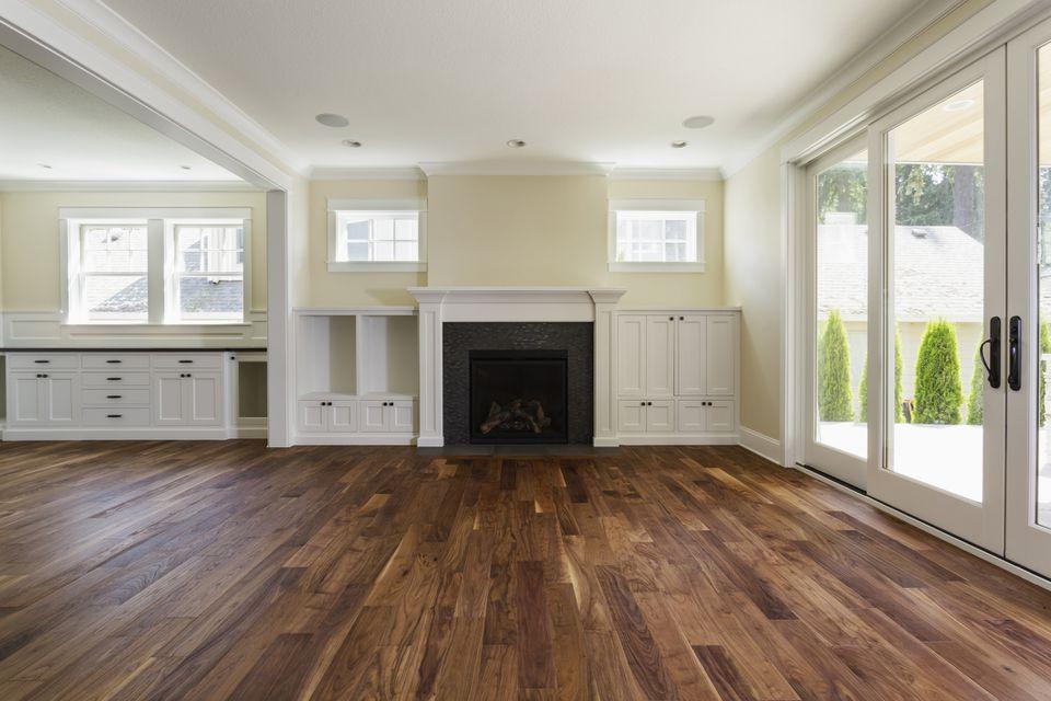 Hardwood Floors in Sunland