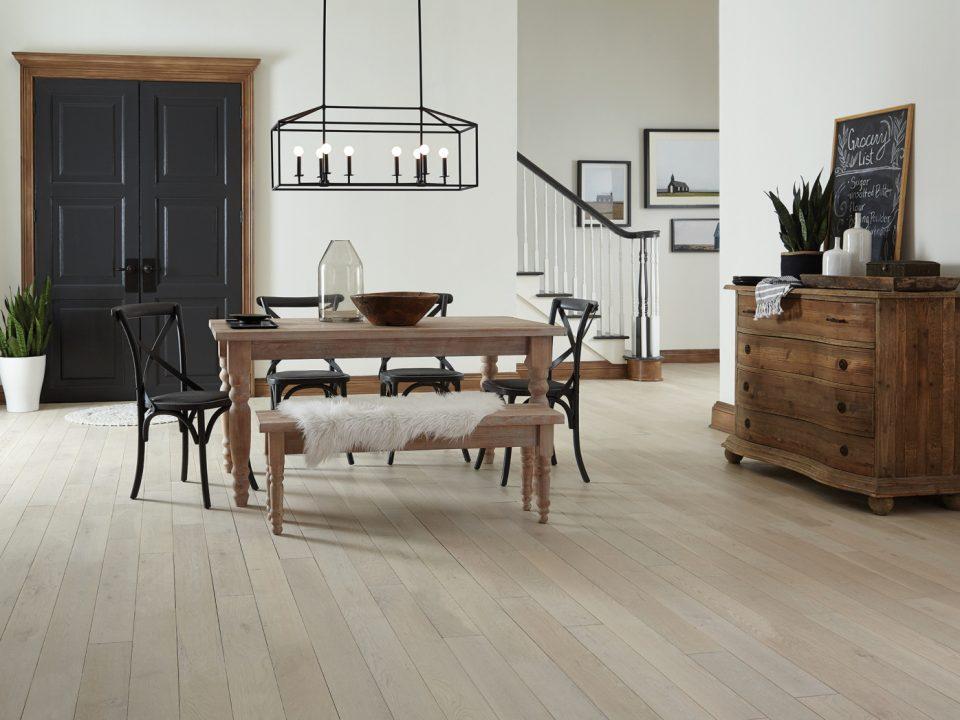 Hardwood Floors in San Fernando