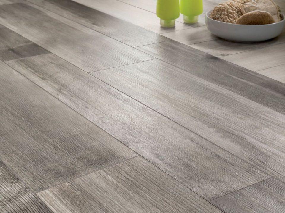 Wood Tile Floor in Sunland