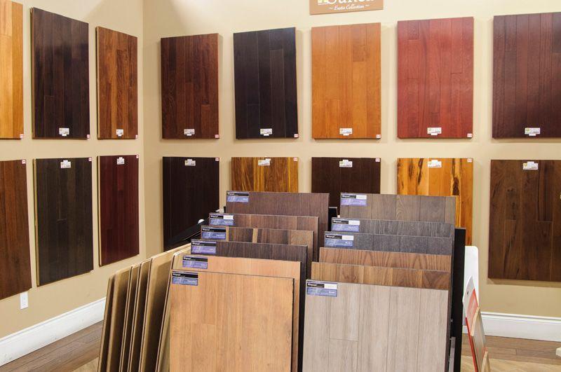 Hardwood Floor Store in Encino