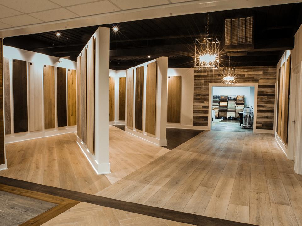 Hardwood Floor Store in Porter Ranch