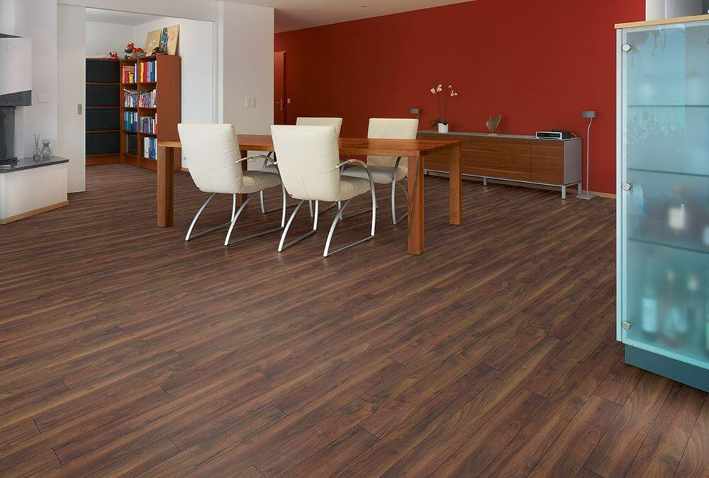 Wood Tile Floor in Tujunga