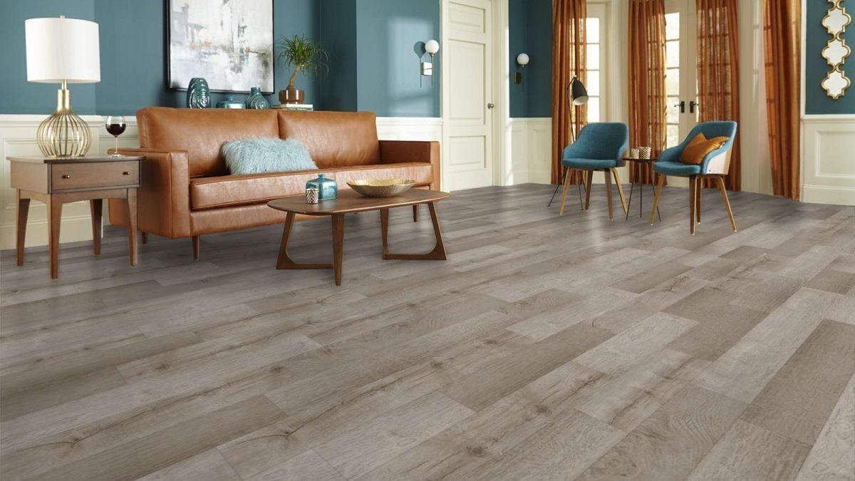Wood Tile Floor in North Hills