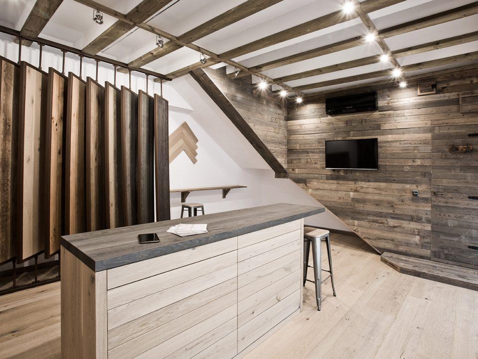 Hardwood Floor Store in Chatsworth