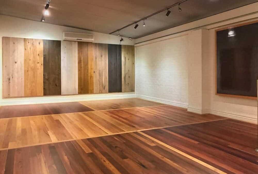 Wood Tile Floor in West Hills
