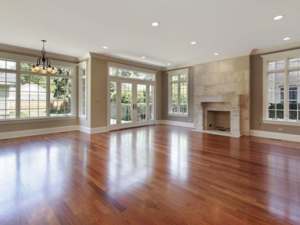 Hardwood Floors in Burbank