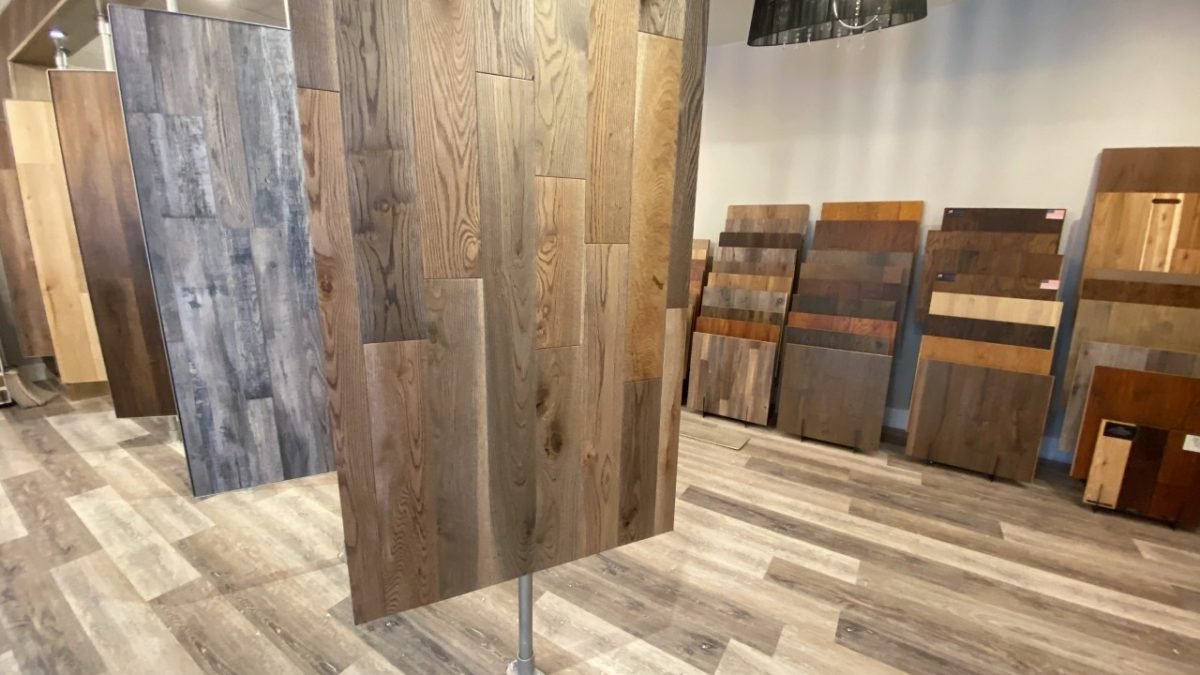 Liquidation flooring in Burbank