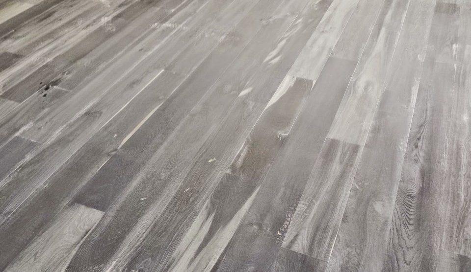 Wood Tile Floor in Glendale